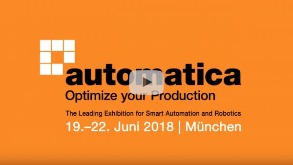 F&P Robotics presenting professional personal robots at Automatica 2020 exhibition