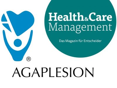 Personal robot Lio from Agaplesion clinic in Berlin was mentioned in the article by Health&Care management magazine