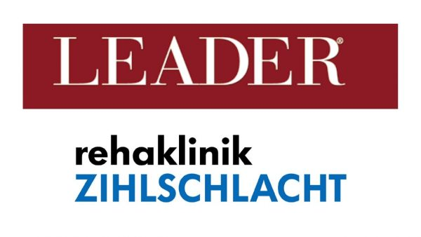 Leader magazine mentioned personal robot Lio in the article about Rehaklinik Zihschlacht
