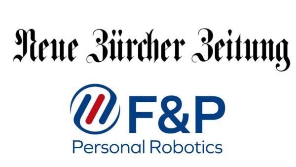 F&P Robotics mentioned in NZZ magazine