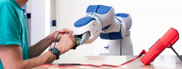P-Rob 3 - Collaborative Robot of the future