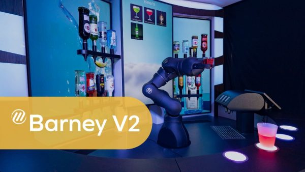 Barney Bar V2 is Already Here
