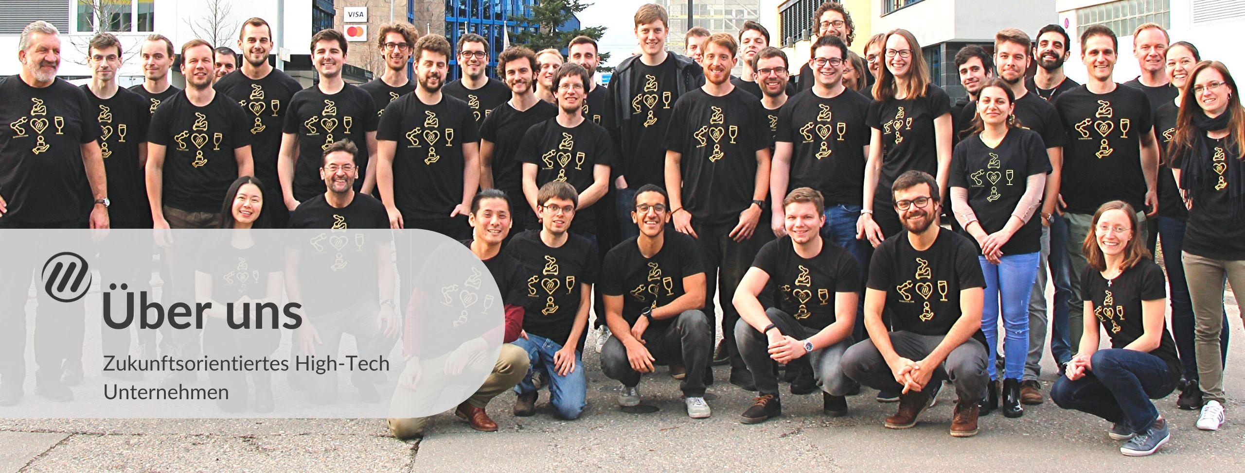 Future Oriented High Tech Company - F&P Robotics