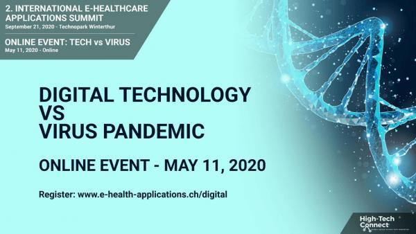 Tech vs virus online event