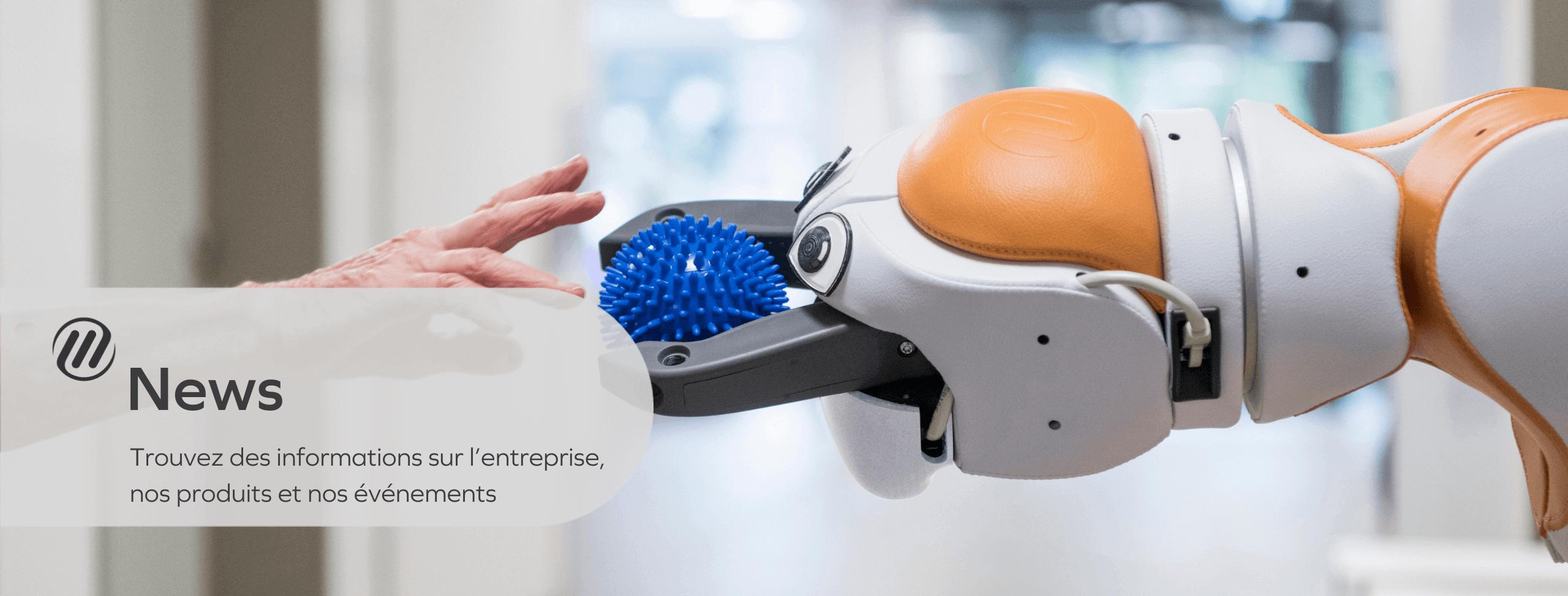 News F&P Robotics