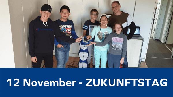 12 November - Zukunftstag